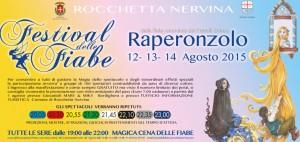 Das Festival delle Fiabe in Rocchetta Nervina