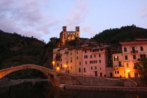 Dolceacqua italienische Riviera