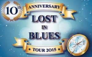 Lost in Blues Band.  Dolceacqua
