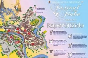 Rocchetta Nervina. Festival delle Fiabe. Rapunzel