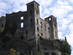 Dolceacqua. Doria Burg