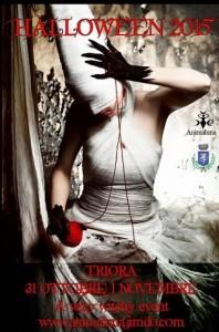 Triora feiert Halloween