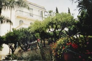 Hotel Villa Elisa in Bordighera an der Blumenriviera