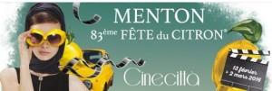 La 83ème Fête du Citron 2016 Cinecitta