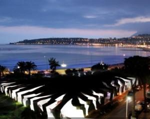 Museum Jean Cocteau Menton an der Côte d'Azur