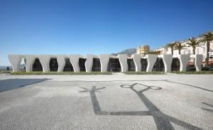 Jean Cocteau Museum. Menton