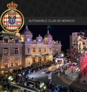 84. Ralleye de Monte Carlo 2016 startet vor dem Casino