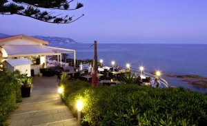 La Reserve. Restaurant Bordighera