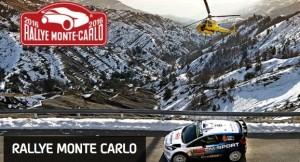 Monte Carlo Rallye 2016