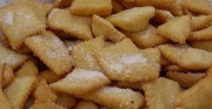 Traditionsgebäck aus Apricale in Ligurien, die Pansarole