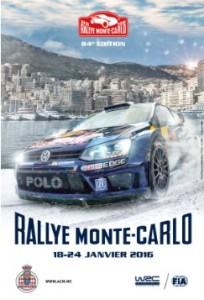 Monte Carlo Rallye an der Côte d'Azur