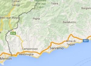Von Camporosso nach Badalucco