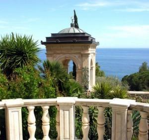Ventimiglia. Giardini Botanici Hanbury Cap Mortola