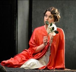 Violetta in La Traviata von Verdi