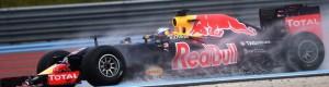 Daniel Ricciardo Red Bull Racing Platz 2