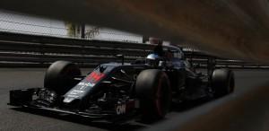 Fernando Alonso McLaren Platz 5