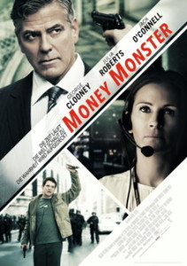 Money Monster mit George Clooney und Julia Roberts