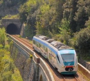 Viadukt bei Olivetta San Michele