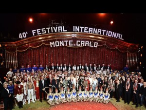 Internationales Zirkusfestival von Monte Carlo