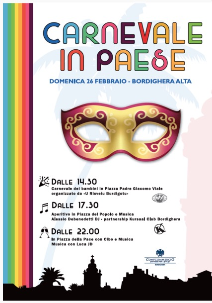 Karneval in Bordighera