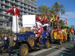 Nizza und der Karneval