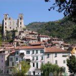 die Doria Burg in Dolceacqua