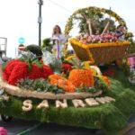 Blumenwagen San Remo