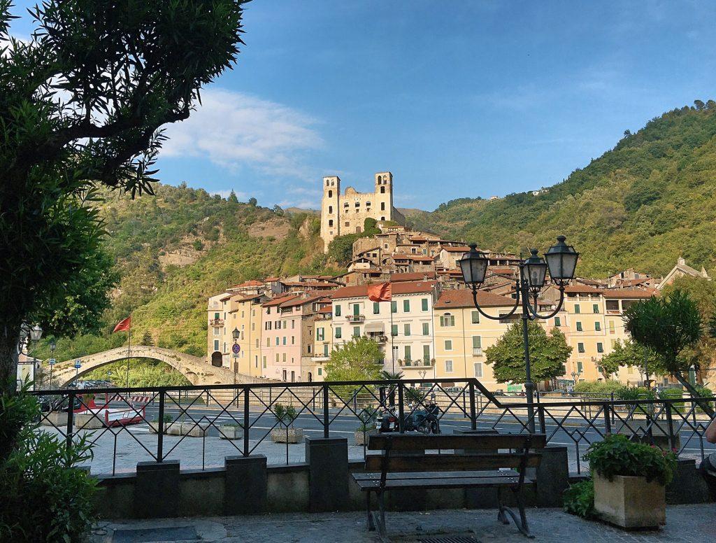 Dolceacqua mit Doria Burg