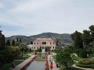 Villa Ephrussi Rothschild in Saint Jean Cap Ferrat