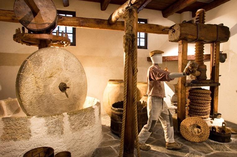 Imperia Olivenmuseum