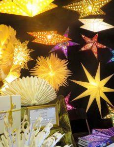 Weihnachtsmarkt in Menton